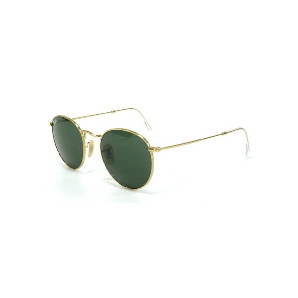 Ray-Ban RB3447 50mm Round Metal Sunglasses