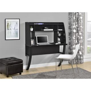 Altra Black Wall Mounted Desk