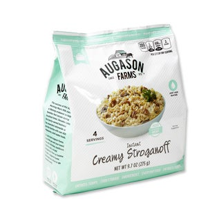 Augason Farms Pantry Pack Instant Creamy Stroganoff (Pack of 6)