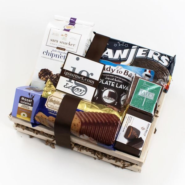 Chocolate Dessert Gift Crate