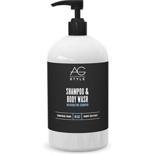 AG Hair 33.8-ounce Shampoo & Body Wash