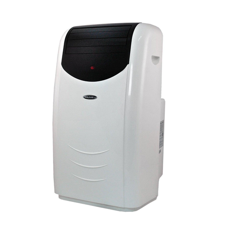 Evaporative Portable Air Conditioner 14 200 BTU Heater Dehumidifier  #74131B