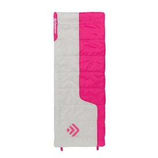 Outdoor Products Pink Rectangular Sleeping Bag
