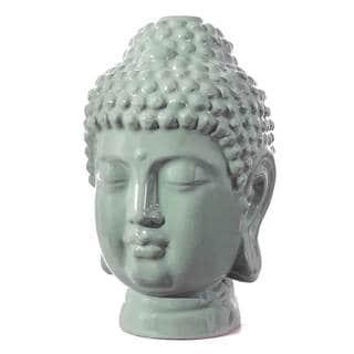 Abbyson Living Robins Egg Buddha Figural