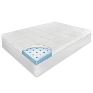 SwissLux Euro Majestic 3-inch Memory Foam Topper