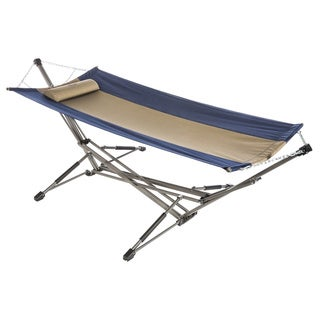 Hammock and Folding Stand