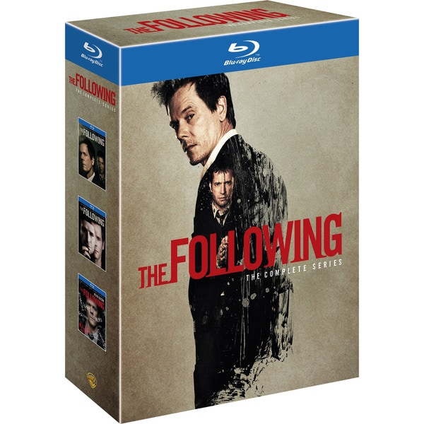The Following: The Complete Series Box Set (Seasons 1-3) (Blu-ray Disc) 15779326
