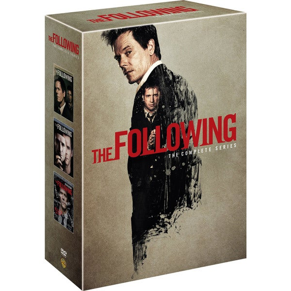 The Following: The Complete Series Box Set (Seasons 1-3) (DVD) 15779327