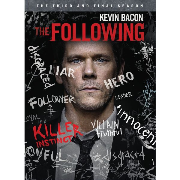 The Following: The Complete Third Season (DVD) 15779329