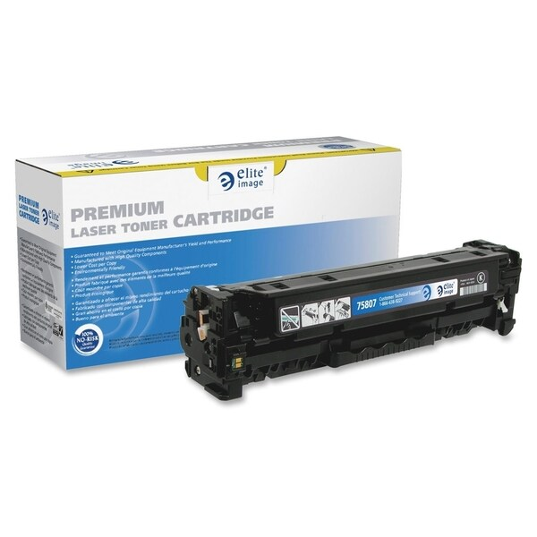 Elite Image Remanufactured High Yield Toner Cartridge Alternative For HP 305X (CE410X) - 1 Each