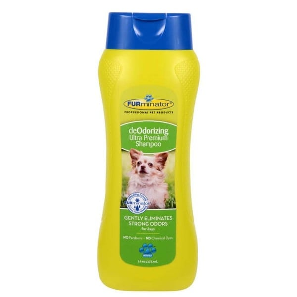 FURminator DeShedding Ultra Premium Shampoo For Dogs