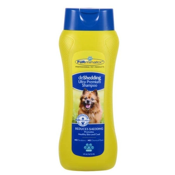 FURminator Deodorizing Ultra Premium Shampoo For Dogs