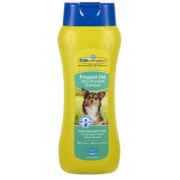 FURminator Frequent Use Ultra Premium Shampoo For Dogs