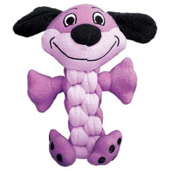 Kong Pudge Braidz Dog Toy