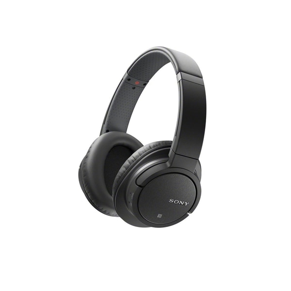 Sony MDRZX770BT Bluetooth Stereo Headset (Black)