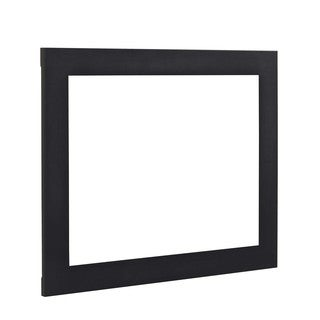 ClassicFlame BBKIT-28 28-inch Flush-Mount Trim Kit for use with In-wall Electric Fireplace Insert
