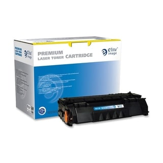 Elite Image Remanufactured Toner Cartridge Alternative For HP 49A (Q5949A) - 1 Each