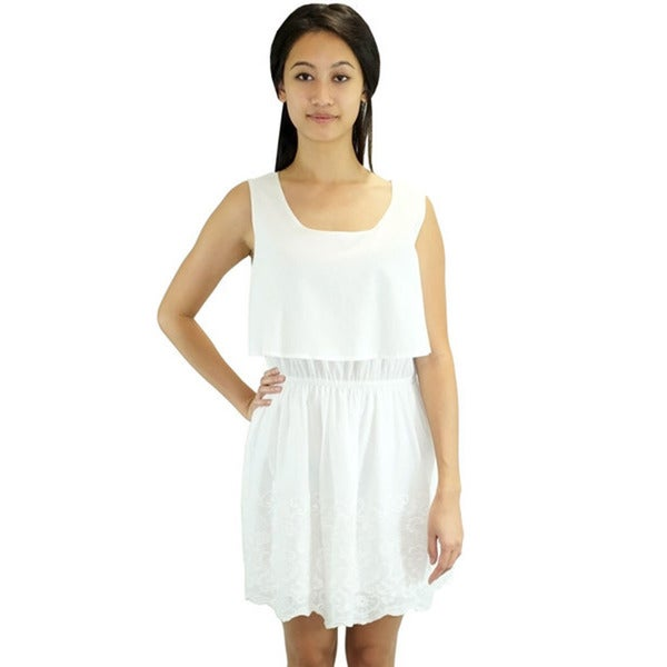 Women's Santorini Waters Dress