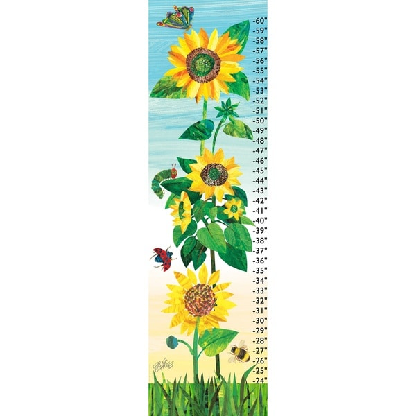 Insects and Sunflowers