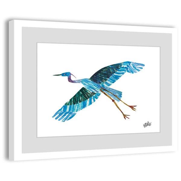 Flying High Blue Heron