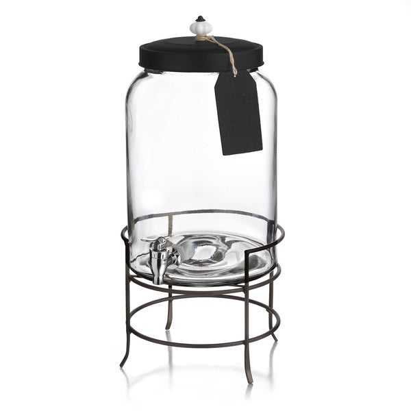 Franklin 3-gallon Beverage Dispenser with Tag 15782077