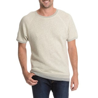 Alternative Men's Short Sleeve French Terry Top