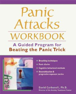 Panic Attacks Workbook: A Guided Program for Breaking the Panic Cycle (Paperback)