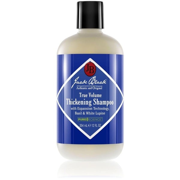 Jack Black True Volume Thickening 12-ounce Shampoo