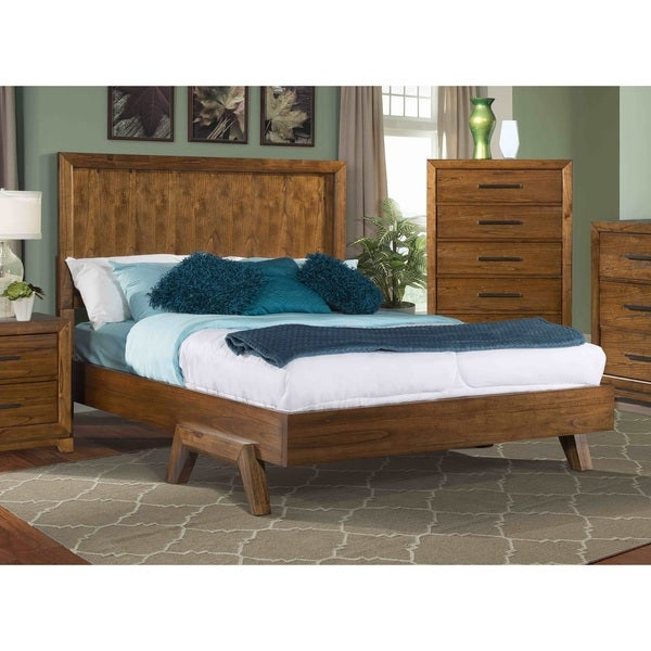 Macy Platform Bed
