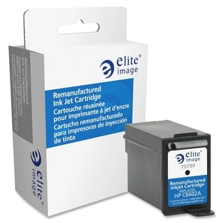 Elite Image Remanufactured Generic Ink Cartridge Alternative For HP Addmaster IJ600 (C6602A) - 1 Each