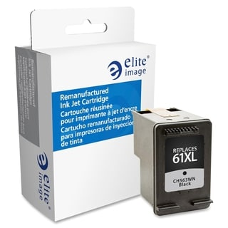 Elite Image Remanufactured High Yield Ink Cartridge Alternative For HP 61XL (CH563WN) - 1 Each