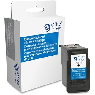 Elite Image Remanufactured Ink Cartridge Alternative For Canon PG-240XL - 1 Each
