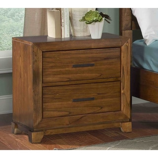 Macy 2-drawer Nightstand