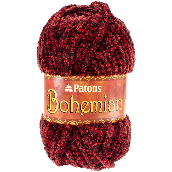 Bohemian Yarn-Hot Stuff