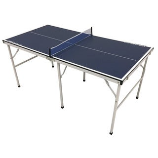 Joola Studio Compact Portable Table Tennis Table with Handle Carrying System