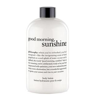 Philosophy Good Morning Sunshine Body Lotion