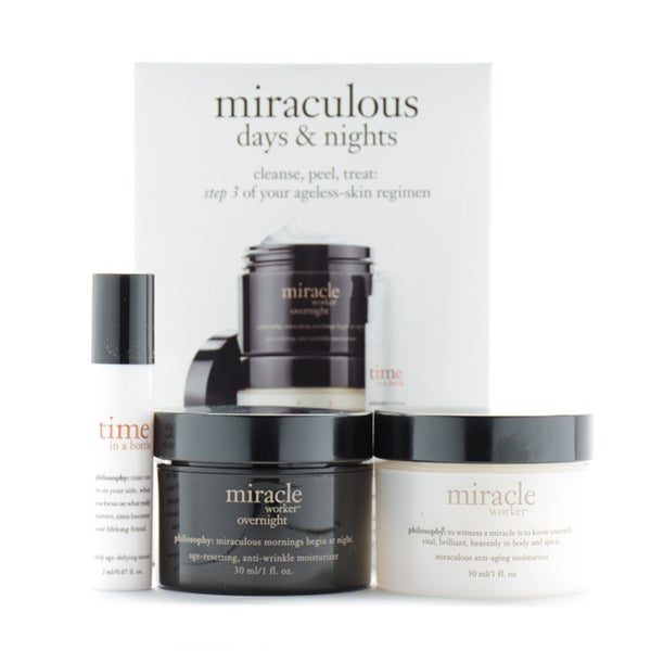 Philosophy Miraculous Days and Nights Kit