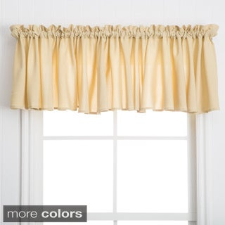 Glasgow Window Valance