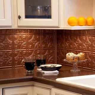 fasade traditional style 4 copper fantasy backsplash