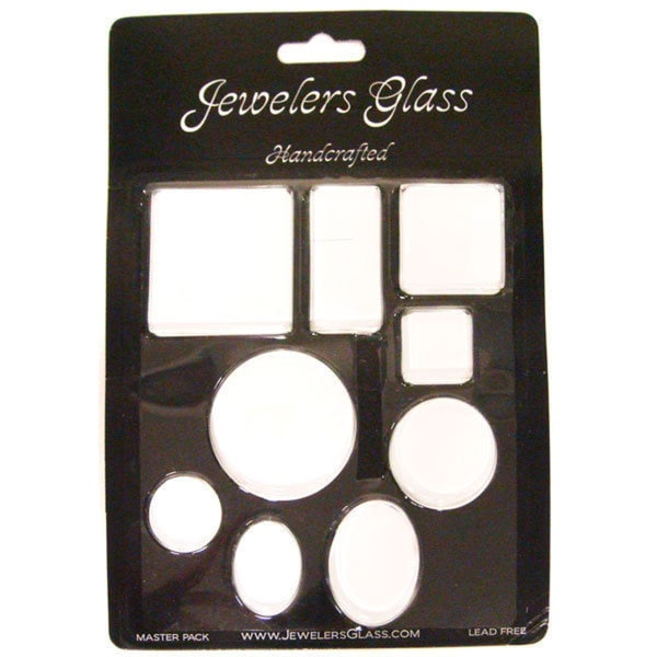 Jewelers Glass Blister Packs