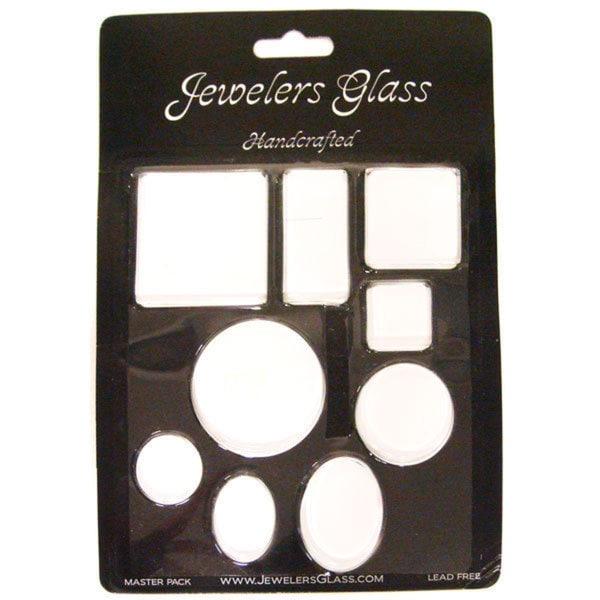 Jewelers Glass Blister Packs