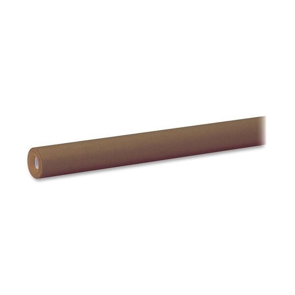 "Pacon Brown Fadeless 48"" x 50 ft. Paper Roll"