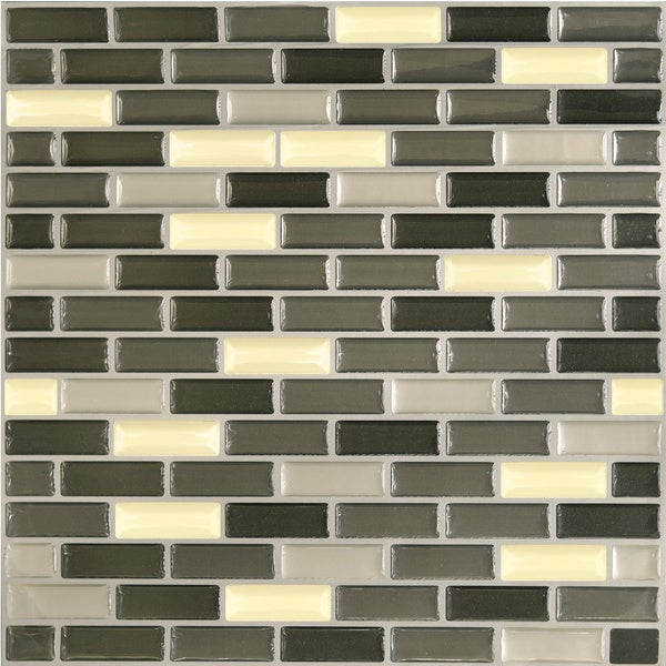 Magic Gel Tile Beige Metallic