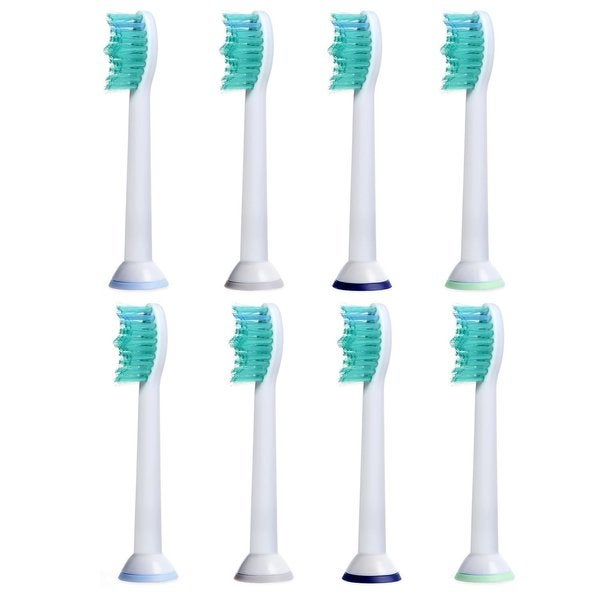 Replacement Toothbrush Heads for Philips Sonicare (Pack of 8)