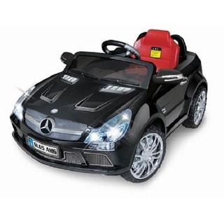Best Ride On Cars Mercedes SL-65 12V Black
