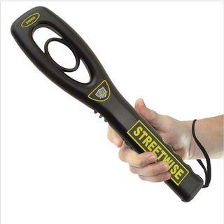 Streetwise Hand Held Metal Detector