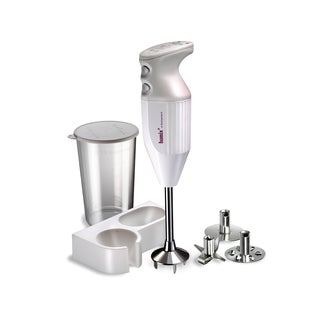 Bamix Mono M133 White Immersion Blender and Processor