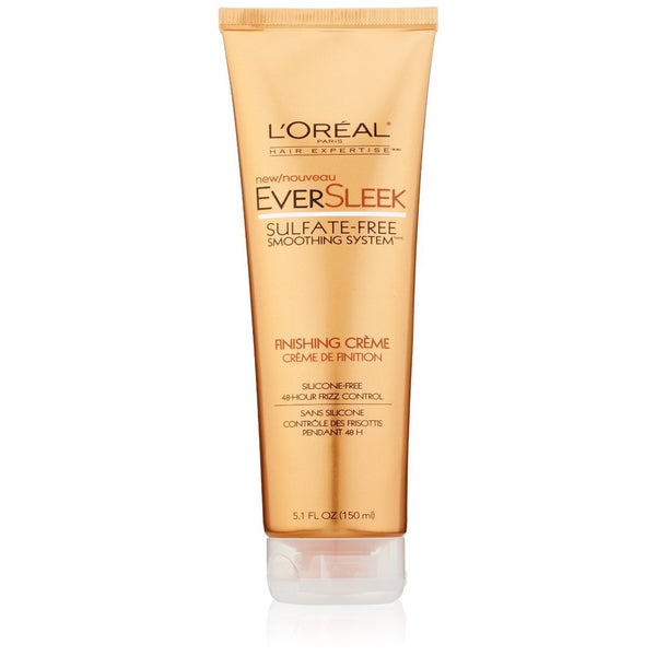 L'oreal Eversleek Sulfate-Free Smoothing System 5.1-ounce Finishing Creme