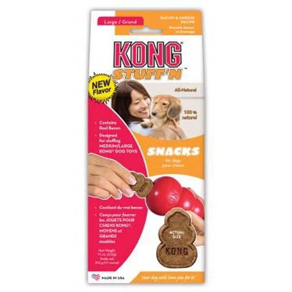 KONG Goldies Cheddar Recipe Dog Treat