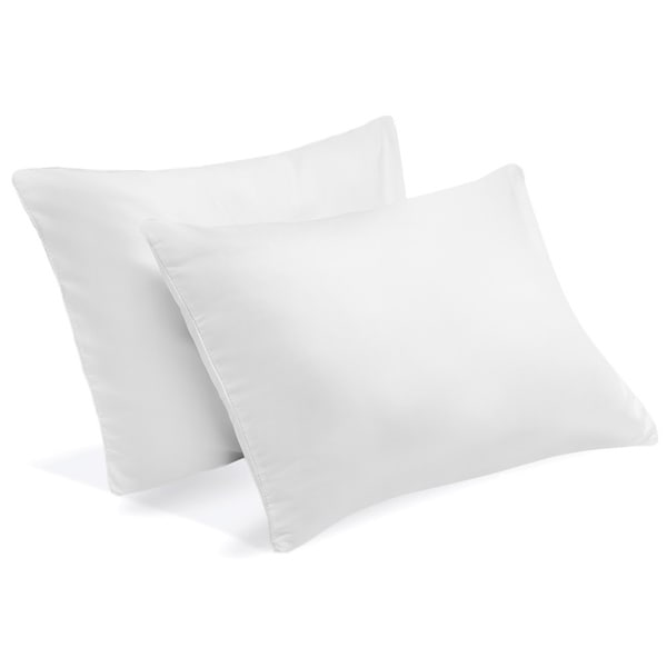 Serta Gel Memory Foam Micro-Cushion Pillow (Set of 2) (As Is Item)